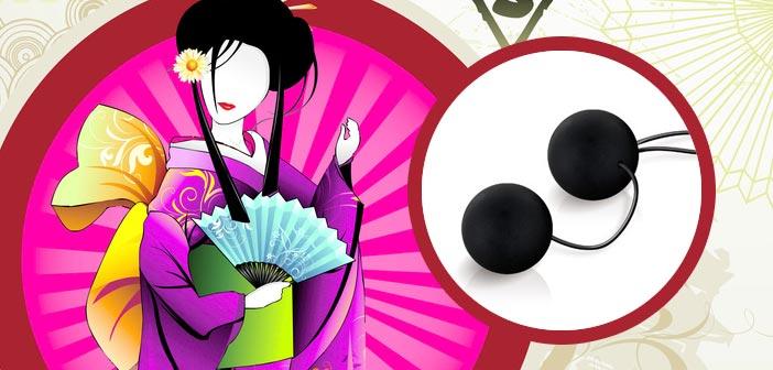 Boules Geisha