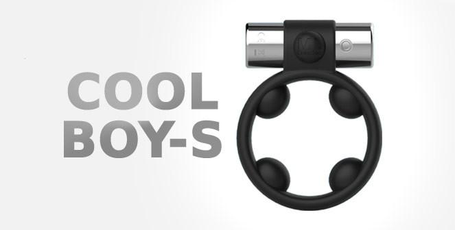 anneau vibrant Cool-Boys S