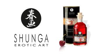 Huile de massage Shunga