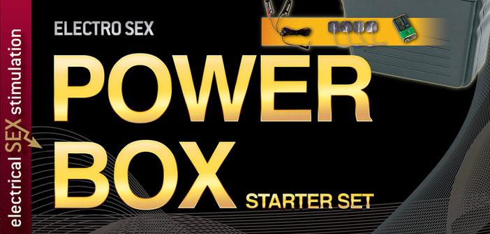 L'Electro Sex Powerbox Rimba
