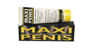 Crème Maxi Pénis